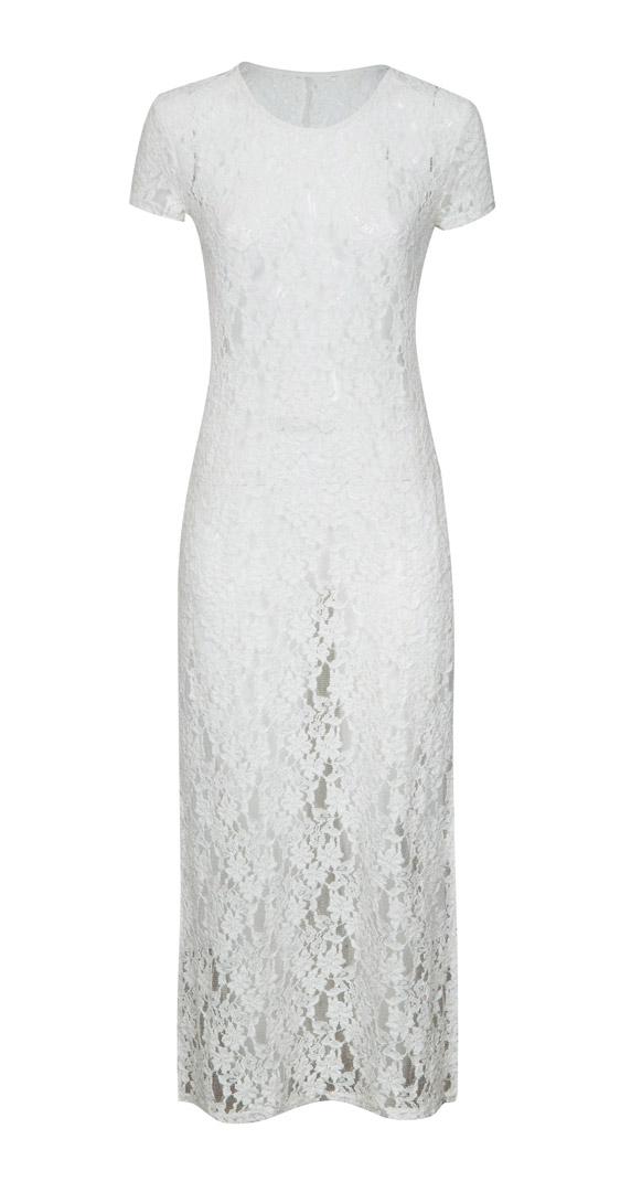 שמלת תחרה של טוונטיפורסבן, 279.90 ₪. צילום: אלעד חיזקי