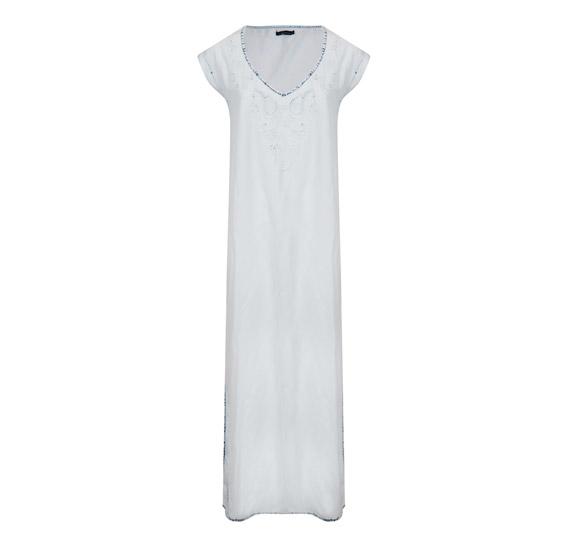 שמלת גלביה של רנואר, 299.90 ₪. צילום: אלעד חיזקי